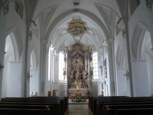 Kirche Mariä Himmelfahrt, Prutting