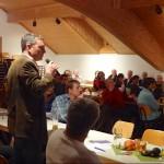 Pfarrversammlung Vogtareuth 2013: Lebendige Diskussion