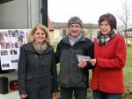 Junge Leute helfen, Vogtareuth 2013: Gemeinschaft Katholischer Frauen