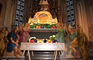 Das Heilige Grab in St. Vitus, Zaisering (Bild: © Georg Loy)