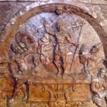 Grabgedenkstein Entmoser in St. Georg, Straßkirchen