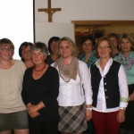 Jahreshauptversammlung der KFD Zaisering-Leonhardspfunzen 2014: Vorstandschaft