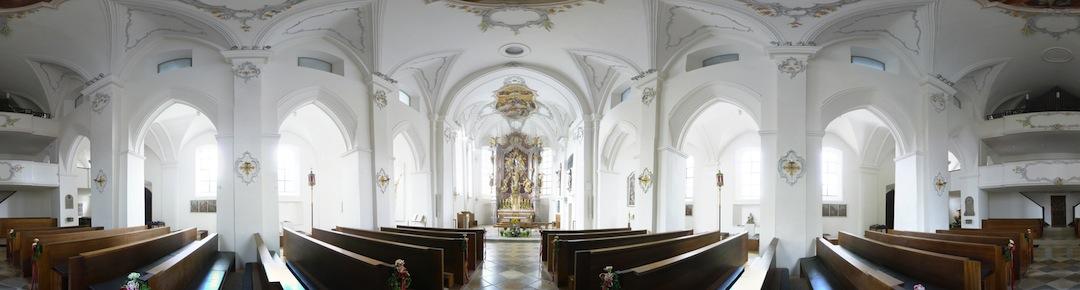 Mariä Himmelfahrt, Prutting