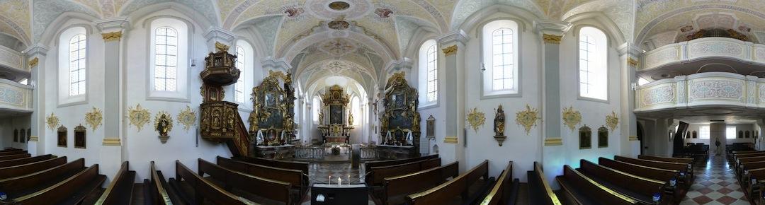 St. Emmeram, Vogtareuth (©Florian Eichberger)