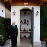 Weihe der Ertl-Hauskapelle, Vogtareuth, am 24. Oktober 2014