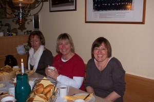 Frauenfrühstück am Weihetag der Lateranbasilika