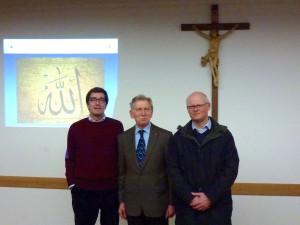 Der Islam im Westen – der Westen im Islam, Vortrag von Prof. Peter Graf im Pfarrheim Prutting am 22.1.2015