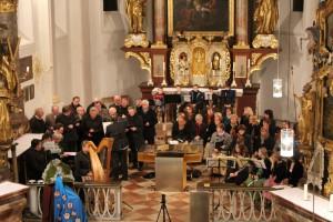 Passionskonzert in St. Emmeram, Vogtareuth