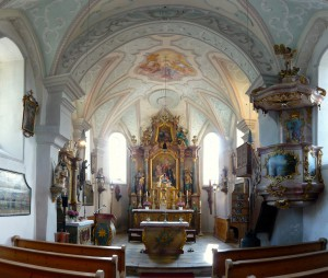 St. Leonhard (innen), Leonhardspfunzen
