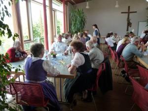 Pfarrfest Schwabering 2015 - 2