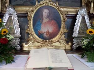 St. Emmeram, Vogtareuth: Sebastian-Altar