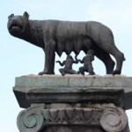 Die Kapitolinische Wölfin