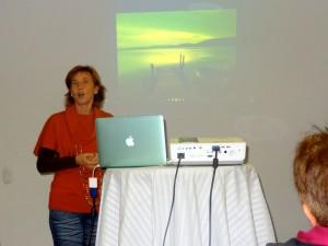 Uganda-Vortrag: Tanja Akena
