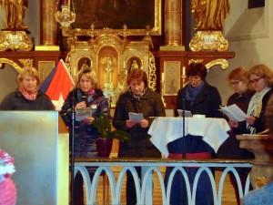 Weltgebetstag der Frauen in St. Emmeram