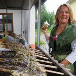 Pfarrfest Zaisering 2016: Katharina Hauer