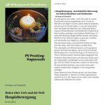 Reden über Gott und die Welt: Hospizbewegung