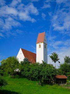 St. Georg, Straßkirchen