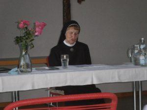 Schwester Alexa in Schwabering