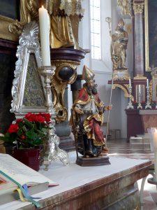 Patrozinium St. Emmeram 2016: Der hl. Emmeram