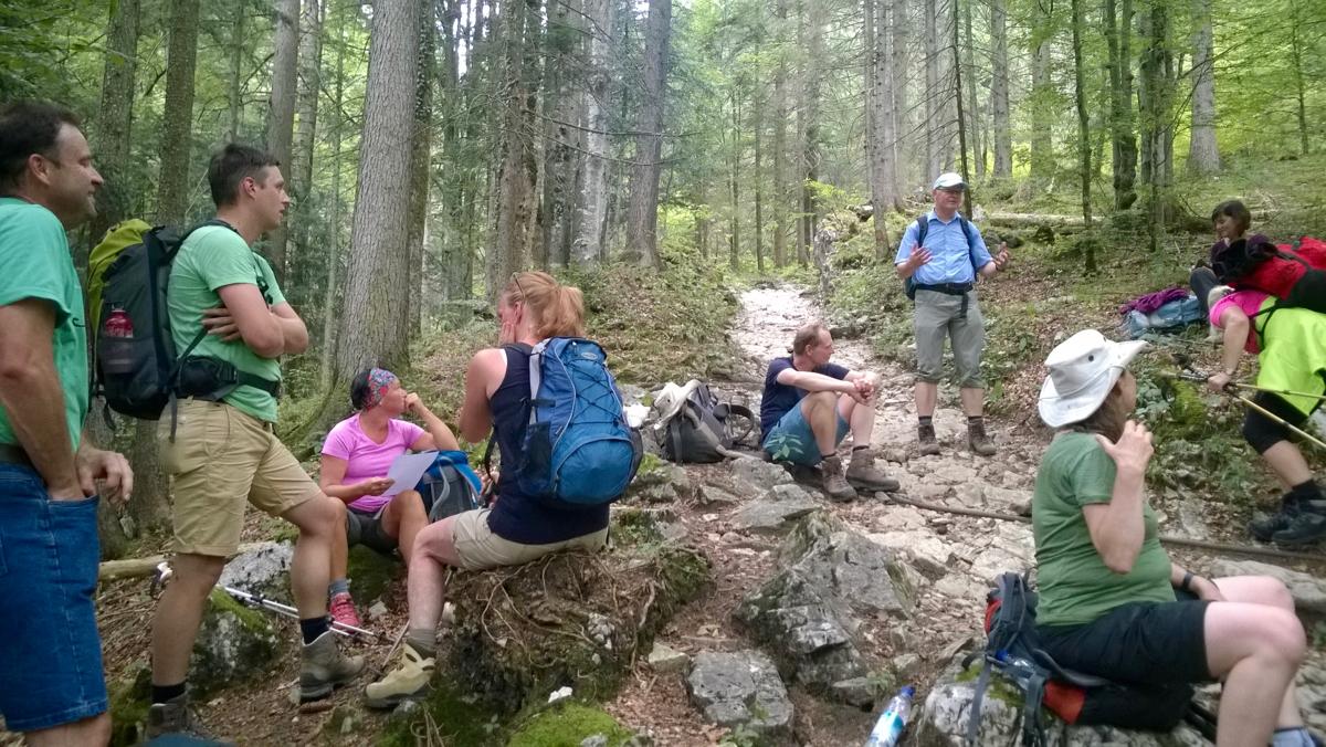 Gipfel, Glück & Gottvertrauen: Aufstieg mit Einkehr