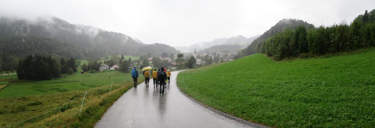 Gipfel, Glück & Gottvertrauen: Zurück in Sachrang