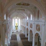 Kirchenchor-Ausflug 2016: Kloster- und Pfarrkirche Johannes der Täufer, Rebdorf