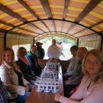 Kirchenchor-Ausflug 2016: Im Planwagen