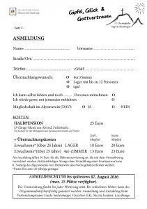 Info-Blatt Bergtage Pfarrei2