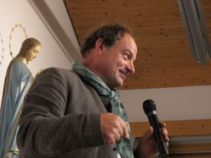 Rainer-Maria Schießler in Prutting