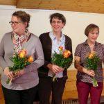 Pfarrversammlung Vogtareuth 2016: 15 Jahre Wortgottesdienstleiterin