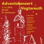 Adventskonzert Vogtareuth 2016