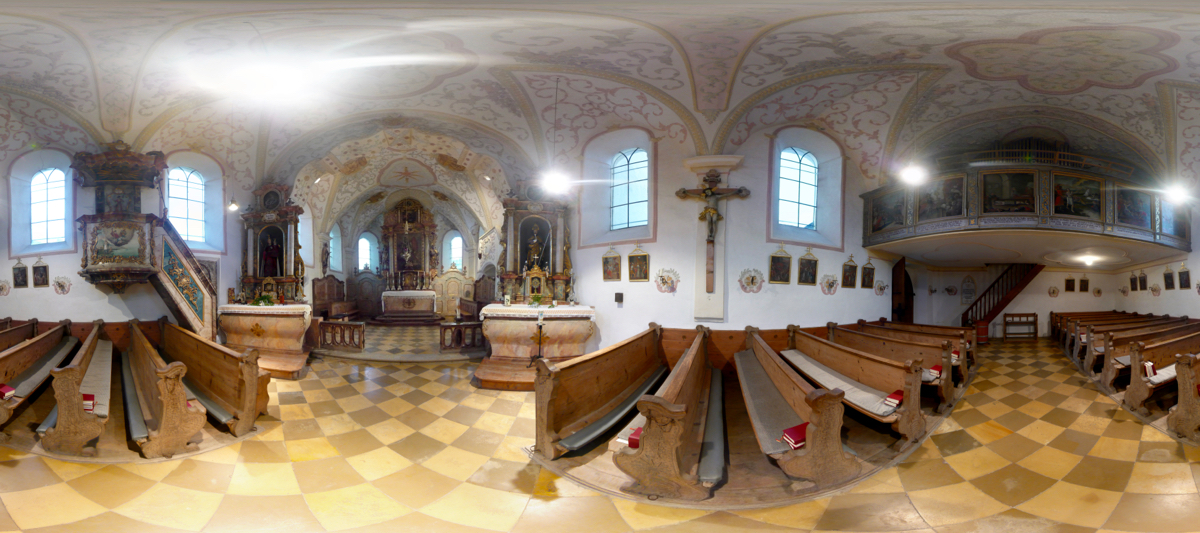 Panorama St. Georg, Straßkirchen