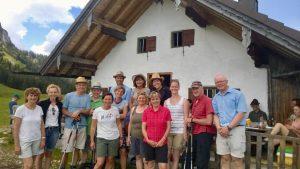 Gipfel, Glück & Gottvertrauen 2017: Gruppenfoto