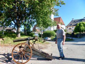 Kanonier Anton Görgmayr