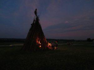 Es brennt, brennt nicht, brennt, brennt nicht …
