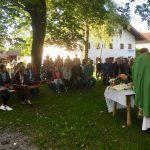 Schulschlussgottesdienst der KLJB Vogtareuth 2017