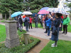 Auf dem Sebastiansfriedhof