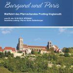 Pfarrverbandsreise nach Burgund und Paris 2019