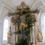 Palmkreuz Vogtareuth