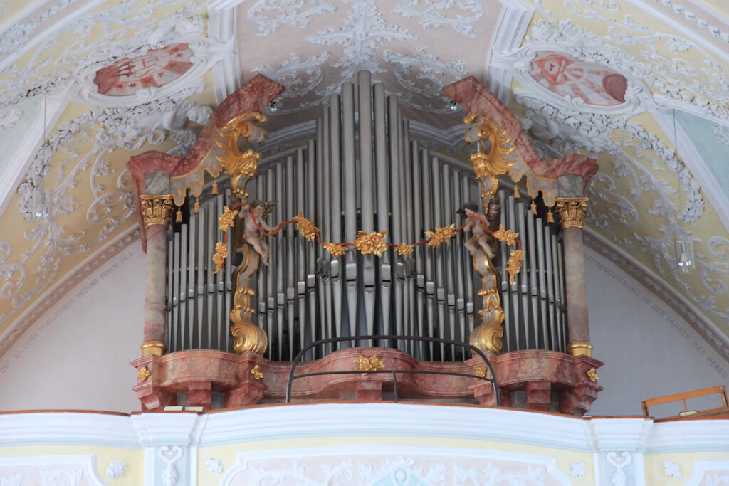 Orgel Vogtareuth